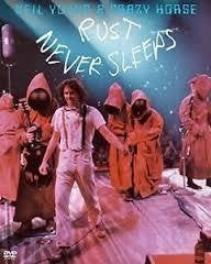 YOUNG NEIL-RUST NEVER SLEEPS DVD *NEW*