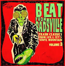 BEAT FROM BADSVILLE VOL. 3-VARIOUS ARTISTS CD *NEW*