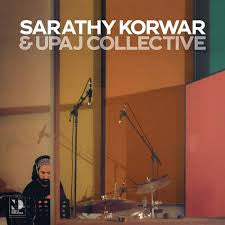 KORWAR SARATHY & UPAJ COLLECTIVE-DIRECT TO DISC SESSIONS 2LP *NEW*