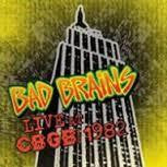 BAD BRAINS-LIVE AT CBGB 1982 LP *NEW*