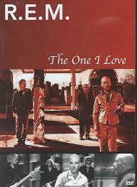 REM-THE ONE I LOVE DVD VG