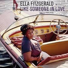 FITZGERALD ELLA-LIKE SOMEONE IN LOVE LP *NEW*