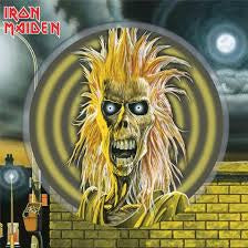 IRON MAIDEN-IRON MAIDEN 40TH ANNIVERSARY PICTURE DISC LP *NEW*