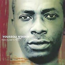N'DOUR YOUSSOU-JOKO FROM VILLAGE TO TOWN CD VG