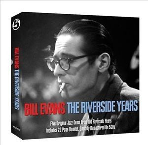 EVANS BILL-THE RIVERSIDE YEARS 5CD *NEW*
