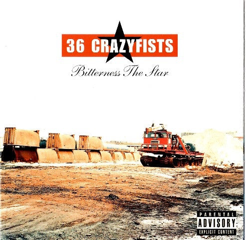 36 CRAZYFISTS-BITTERNESS THE STAR CD VG