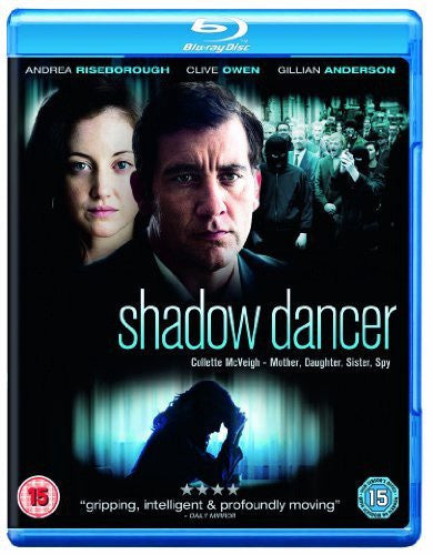SHADOW DANCER - BLU RAY VG