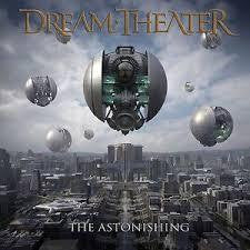 DREAM THEATER-THE ASTONISHING 2CD VG