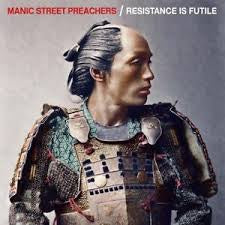 MANIC STREET PREACHERS-RESISTANCE IS FUTILE LP+CD  *NEW*