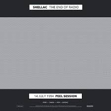 SHELLAC-THE END OF RADIO 1994 PEEL SESSION 2LP *NEW*