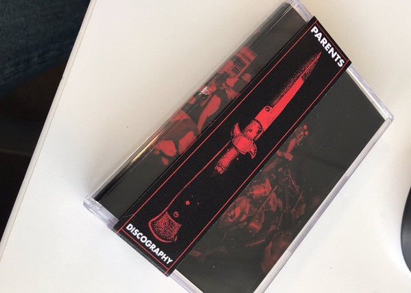 PARENTS-DISCOGRAPHY CASSETTE *NEW*