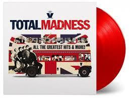 MADNESS-TOTAL MADNESS RED VINYL 2LP *NEW*