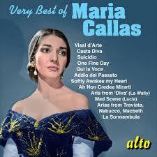 CALLAS MARIA-VERY BEST OF CD *NEW*