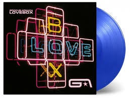 GROOVE ARMADA-LOVEBOX BLUE VINYL 2LP *NEW*