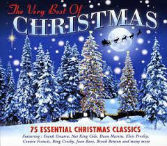 VERY BEST OF CHRISTMAS-VARIOUS ARTISTS 3CD *NEW*