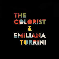 COLORIST THE & EMILIANA TORRINI-AN EVENING WITH LP *NEW*