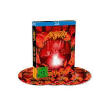 ANTHRAX-CHILE ON HELL BLURAY+2CD *NEW*