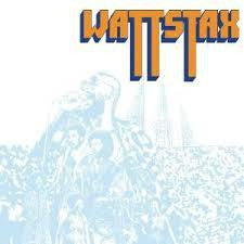 WATTSTAX-VARIOUS ARTISTS 3CD VG+