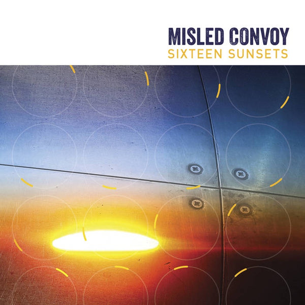 MISLED CONVOYS-SIXTEEN SUNSETS CD *NEW*