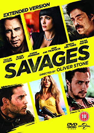 SAVAGES DVD VG+