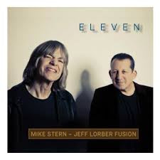 STERN MIKE-JEFF LORBER FUSION-ELEVEN CD *NEW*