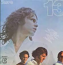 DOORS THE-13 LP VG+ COVER VG+