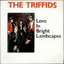 TRIFFIDS THE-LOVE IN BRIGHT LANDSCAPES LP VG COVER VG+