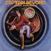 CAPTAIN BEYOND-DAWN EXPLOSION LP VG+ COVER G