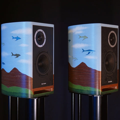 TEX TONE-ROBERT SCOTT ART SPEAKERS  *NEW*