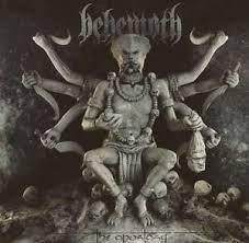 BEHEMOTH-THE APOSTASY CD *NEW*