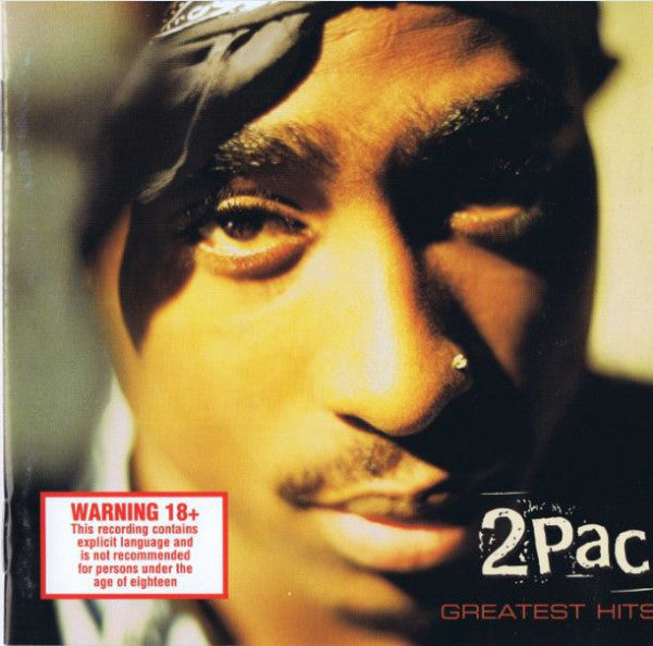 2PAC-GREATEST HITS 2CD VG