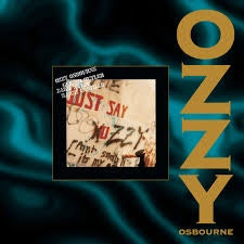 OZZY OSBOURNE-JUST SAY NO CD VG