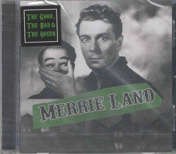 THE GOOD, THE BAD & THE QUEEN- MERRIE LAND CD *NEW*