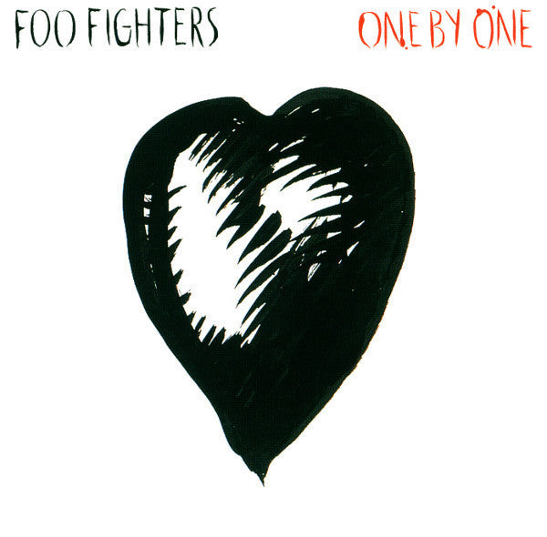 FOO FIGHTERS-ONE BY ONE CD VG