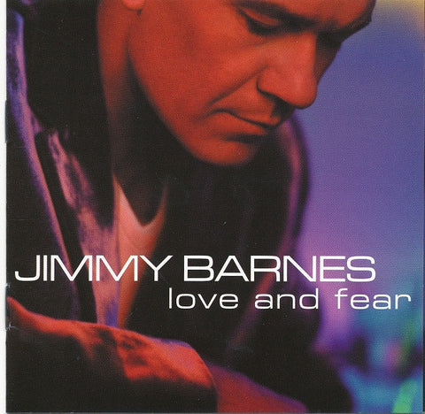 BARNES JIMMY-LOVE AND FEAR CD VG