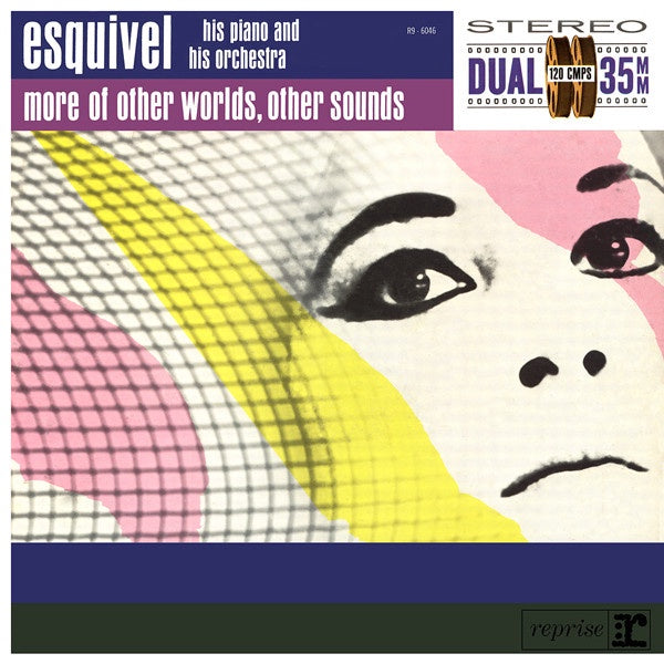 ESQUIVEL-MORE OF OTHER WORLDS, OTHER SOUNDS CD VG
