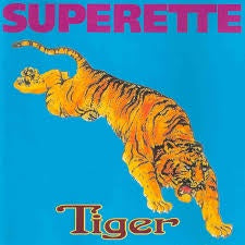 SUPERETTE-TIGER 2CD *NEW*