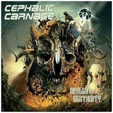 CEPHALIC CARNAGE-MISLED BY CERTAINTY CD *NEW*