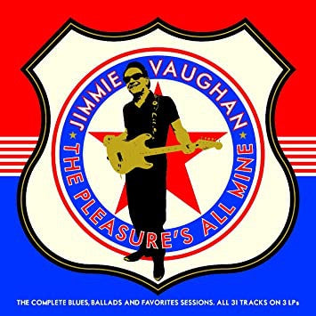 VAUGHAN JIMMIE-THE PLEASURE'S ALL MINE 3LP *NEW*