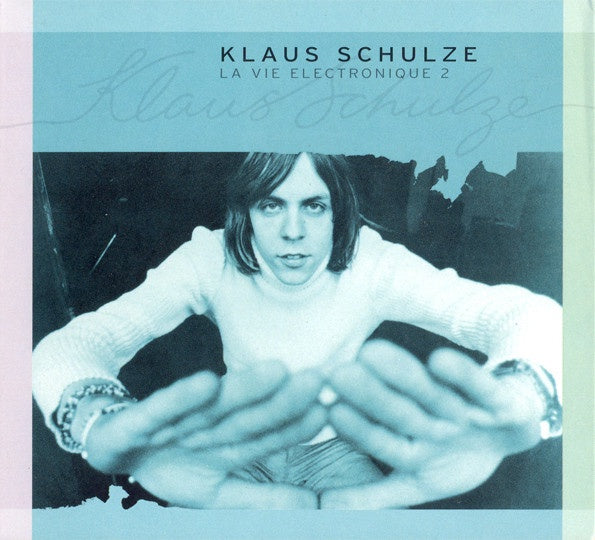 SCHULZE KLAUS-LA VIE ELECTRONIQUE 2 3CD VG