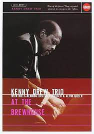 DREW KENNY TRIO-AT THE BREWHOUSE DVD VG