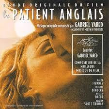 THE ENGLISH PATIENT OST CD VG