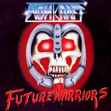 ATOMKRAFT-FUTURE WARRIORS LP VG+ COVER VG+