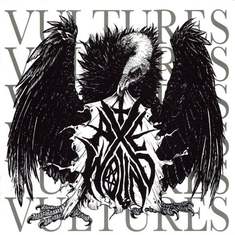 AXEWOUND-VULTURES CD VG