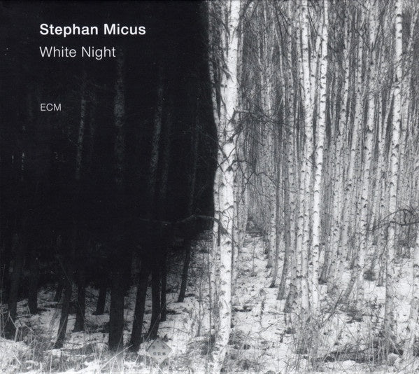 MICUS STEPHAN-WHITE NIGHT CD *NEW*