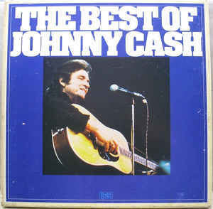 CASH JOHNNY-THE BEST OF 6LP VG BOX VG