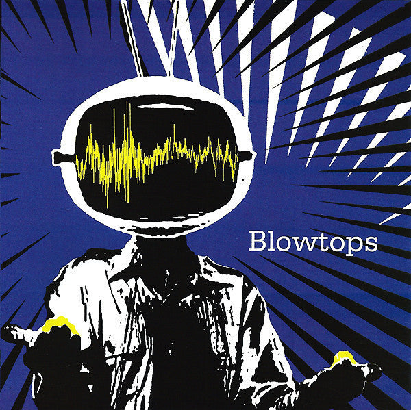 "BLOWTOPS THE-BRAINSHAKER 7"" SINGLE *NEW*"