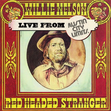 NELSON WILLIE-LIVE AT AUSTIN CITY LIMITS 1976 LP *NEW*