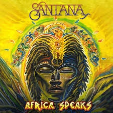 SANTANA AFRICA SPEAKS  LP *NEW*