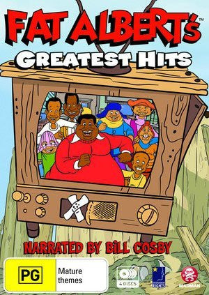 FAT ALBERT'S GREATEST HITS 4DVD SET VG+